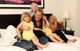 WWE Chris Jericho Wife & Kids