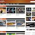 Video Portal Free Blogger Template