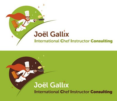 logo de Joël Gallix International Chef Instructor