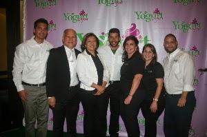 El Equipo de trabajo de Yogurt4You