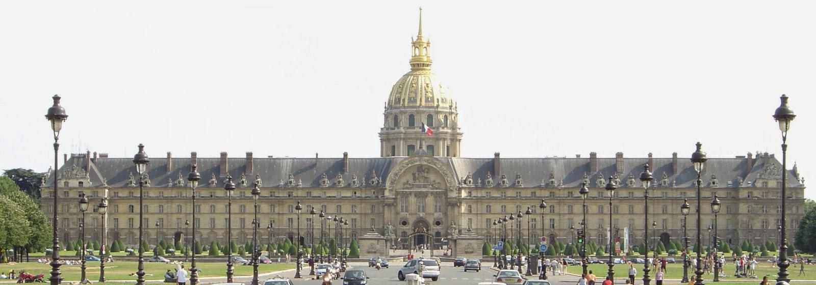 Los Inválidos París