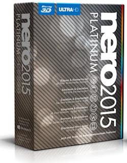 Baixar Nero 2015 Platinum + Serial e Ativador