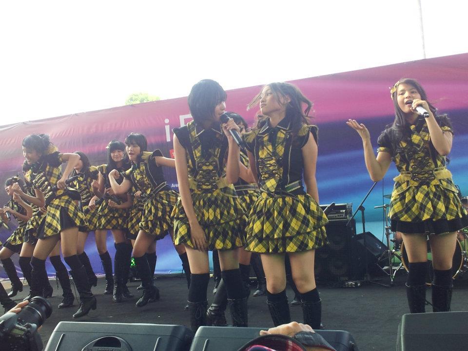 JKT48 at IFest