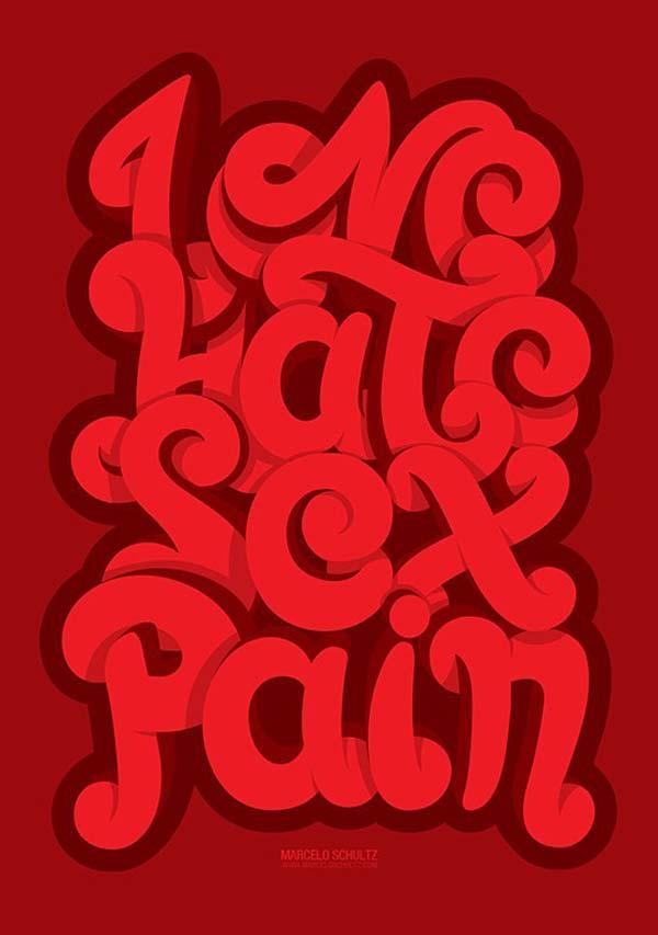 Diseños tipográficos diseño gráfico anuncios publicidad