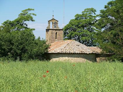 Ermita de la Mare de Déu de la Damunt