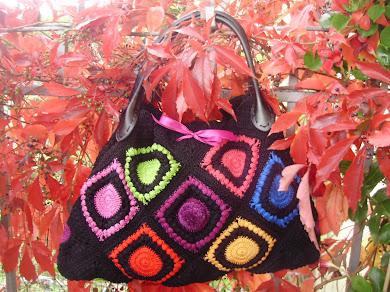 Modell 2: Herbsttasche