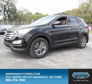 2015 Hyundai Santa Fe Sport, Savannah Hyundai, Hyundai Dealership, New Car Specials