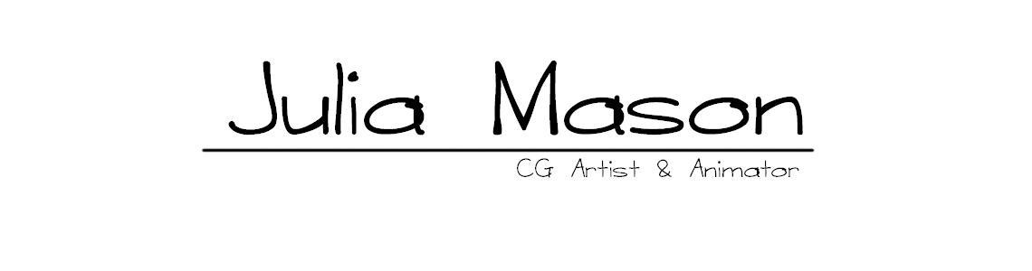Julia Mason Freelance Artist
