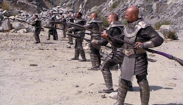 Stargate Jaffa