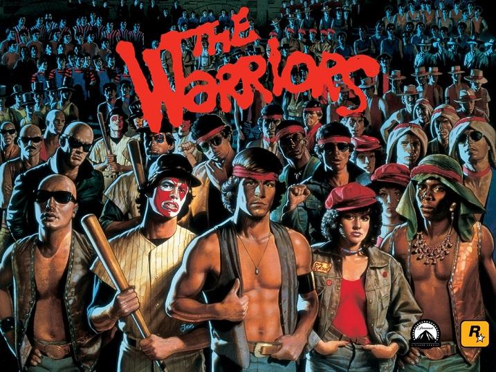 Скачать игру the warriors на пк
