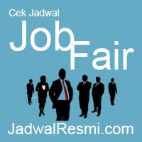 Resmi, Jadwal Job Fair Terbaru 2016