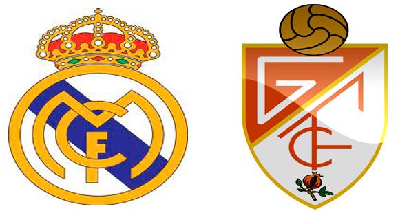 توقيت مباراة ريال مدريد وغرناطة في الدوري الاسباني 25/1/2014 والقنوات الناقلة