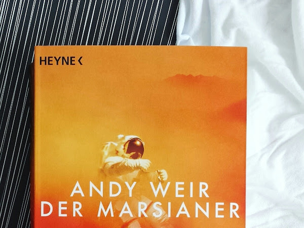 "[Rezension] ""Der Marsianer"" - Andy Weir"