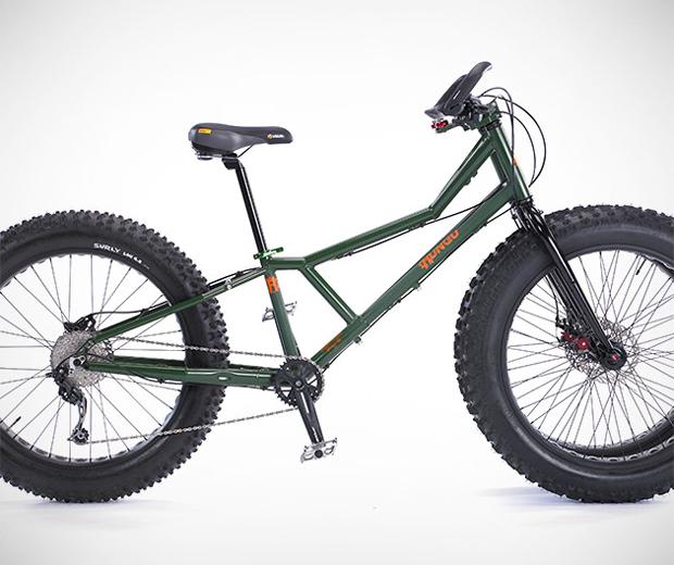 Rungu Juggernaut Bike