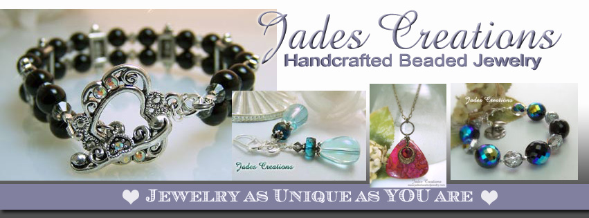 Jades Creations Handcrafted Beaded Jewelry
