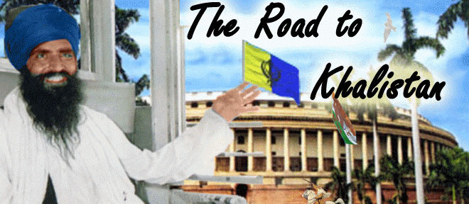 THE ROAD TO KHALISTAN