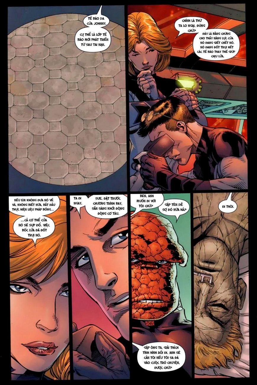 Ultimate Fantastic Four chap 16 - Trang 16