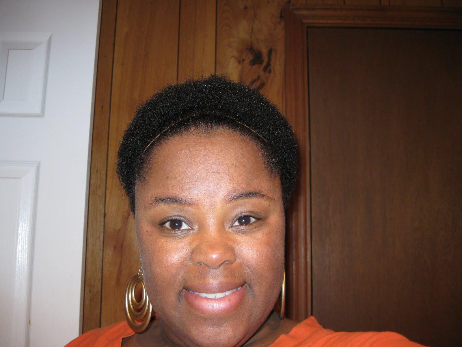 Hair Growth After Big Chop