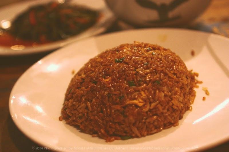 Limablas Restaurant  Asam Pedas Baba Nyonya