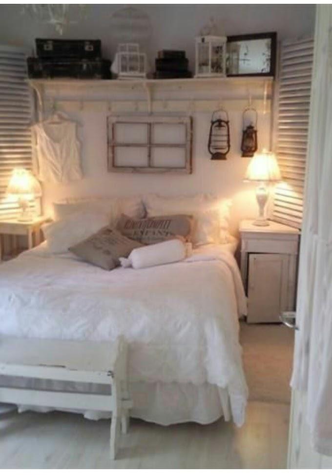 İlham Veren Yatak Odası Dekorları