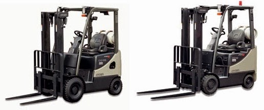 Crown Forklift