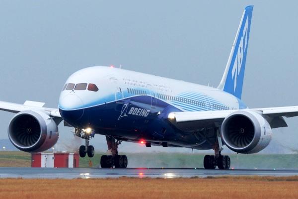 Boeing 787 Dreamliner. ZonaAero