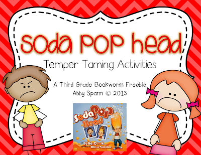 http://thirdgradebookworm.blogspot.com/2013/11/soda-pop-head-taming-tempers-freebie.html