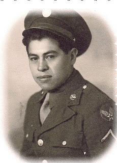 Felix Garcia in Uniform