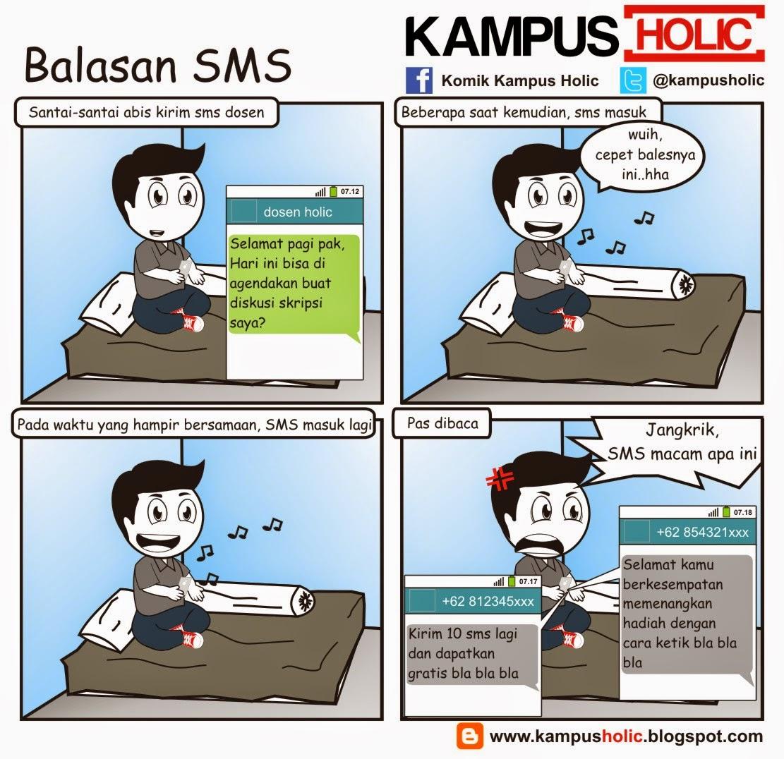 #738 Balasan SMS