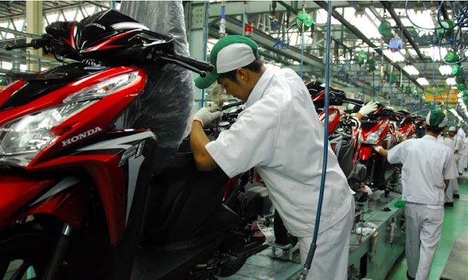 Maret 2012 Honda Vario Techno 125 PGM-FI Tembus 45000an Unit
