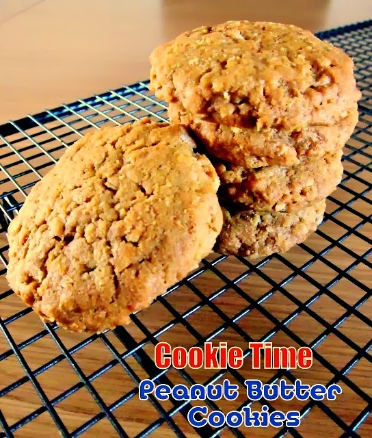 Peanut Butter Cookies from Nomsies Kitchen