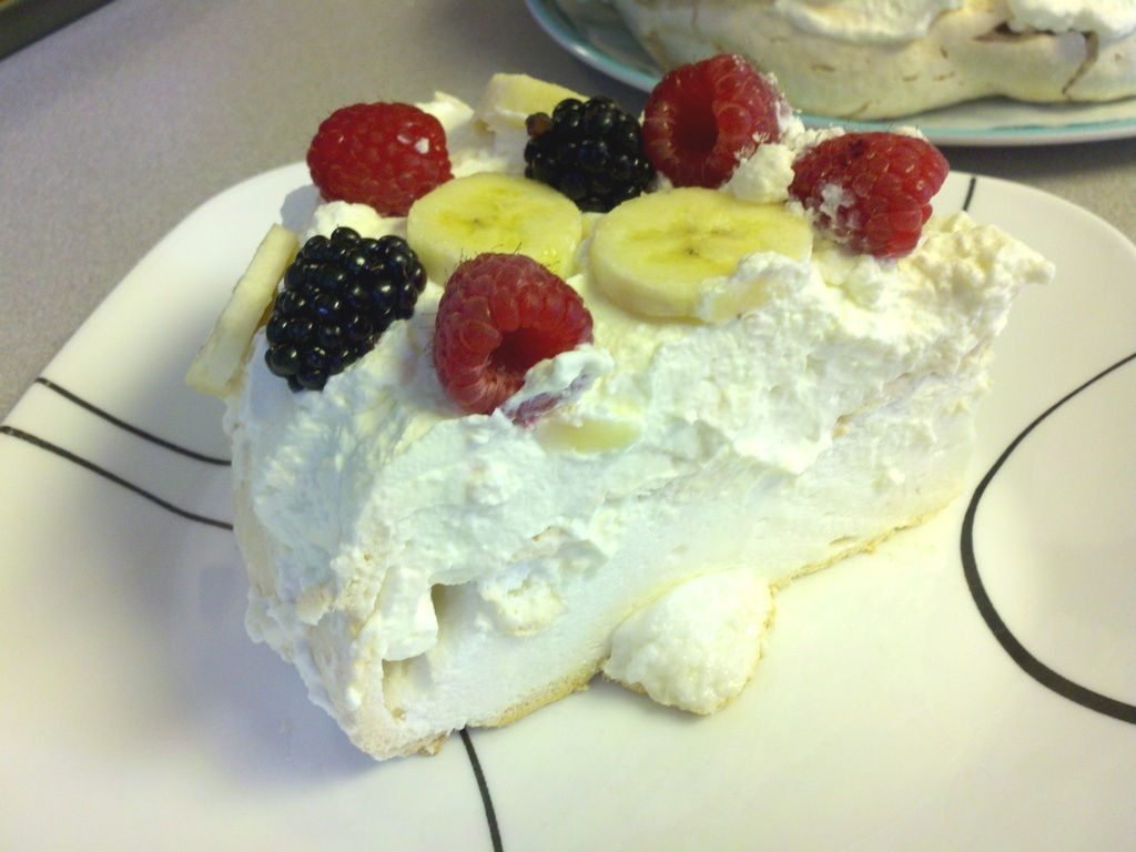 matt can cook pavlova to die for dessert