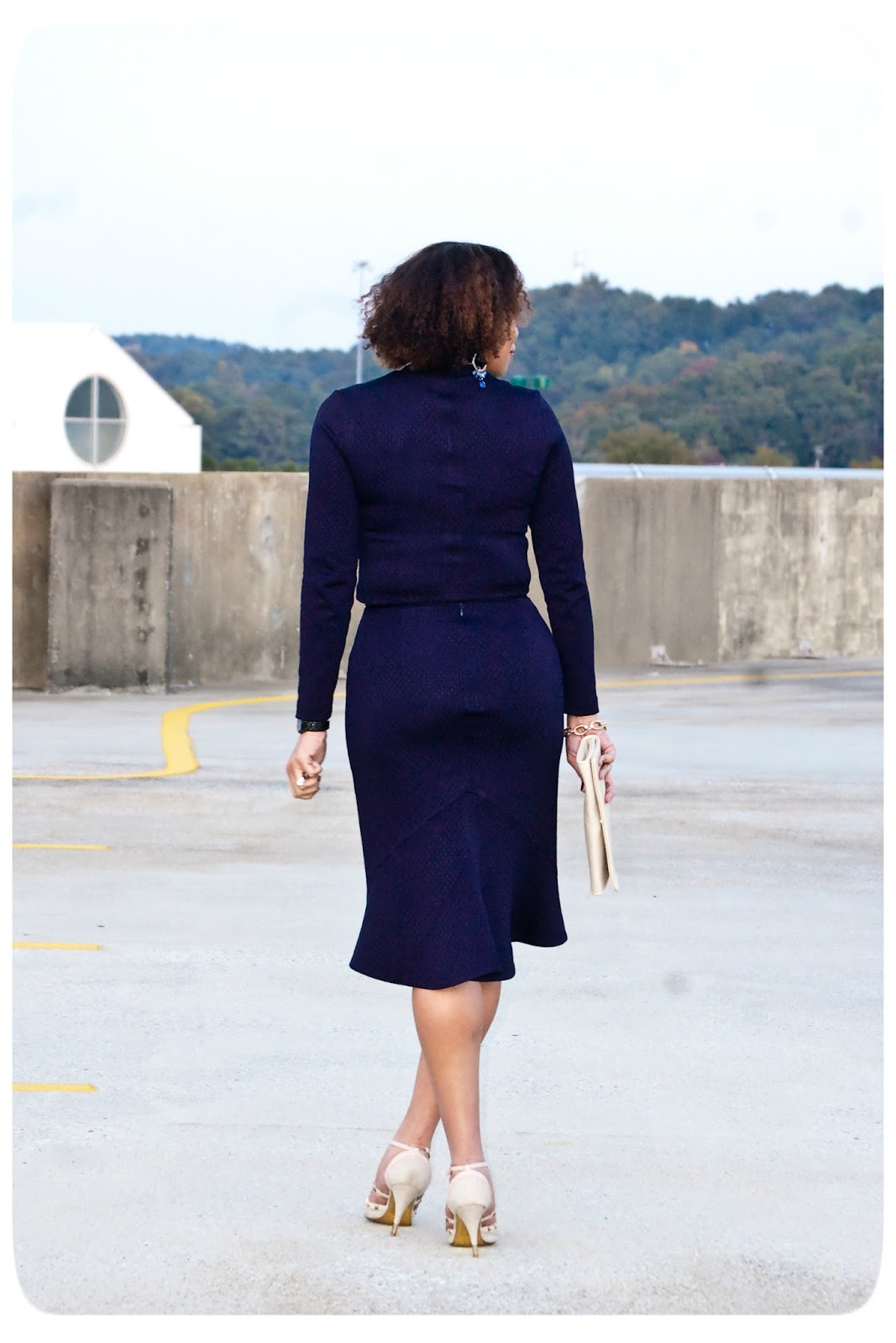 Simplicity 1283 & Vogue 1296 - Erica B's DIY Style