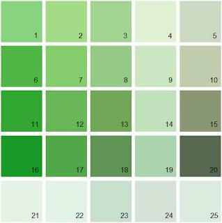Behr Paint Colors Sage Green