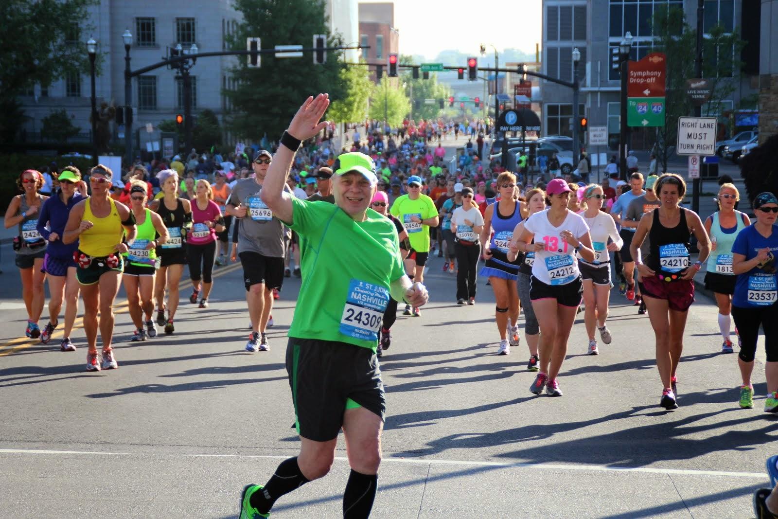 Country Music Marathon & 1/2 Marathon Nashville (USA)
