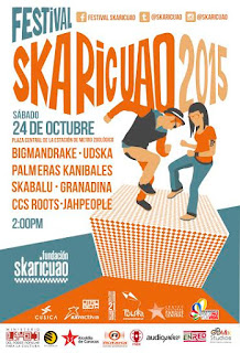 skaricuao festival ska concierto gratis