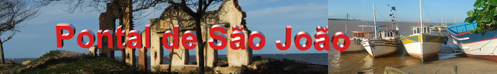 Pontal de São João . . .