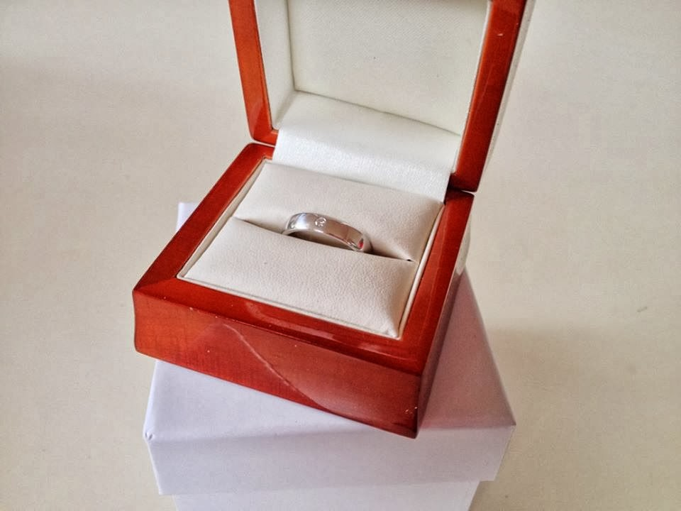 Double Ring Box For Wedding Ceremony 7 Beautiful The diamond has been