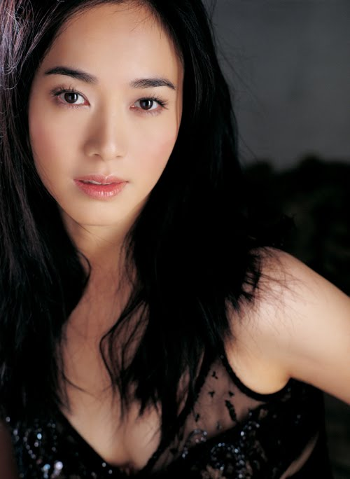 sexiest chinese women