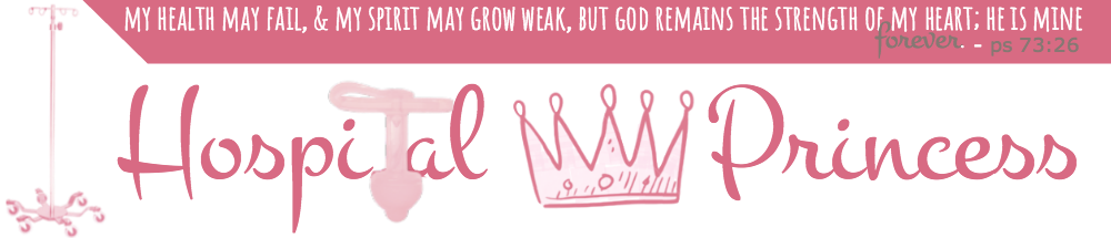 princess crowns & hospital gowns