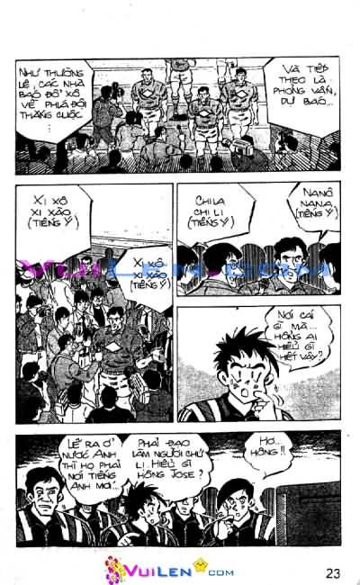 Jindodinho - Đường Dẫn Đến Khung Thành III Tập 66 page 23 Congtruyen24h