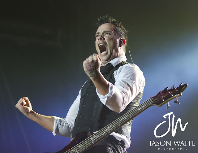 dfw music photographer skillet john cooper