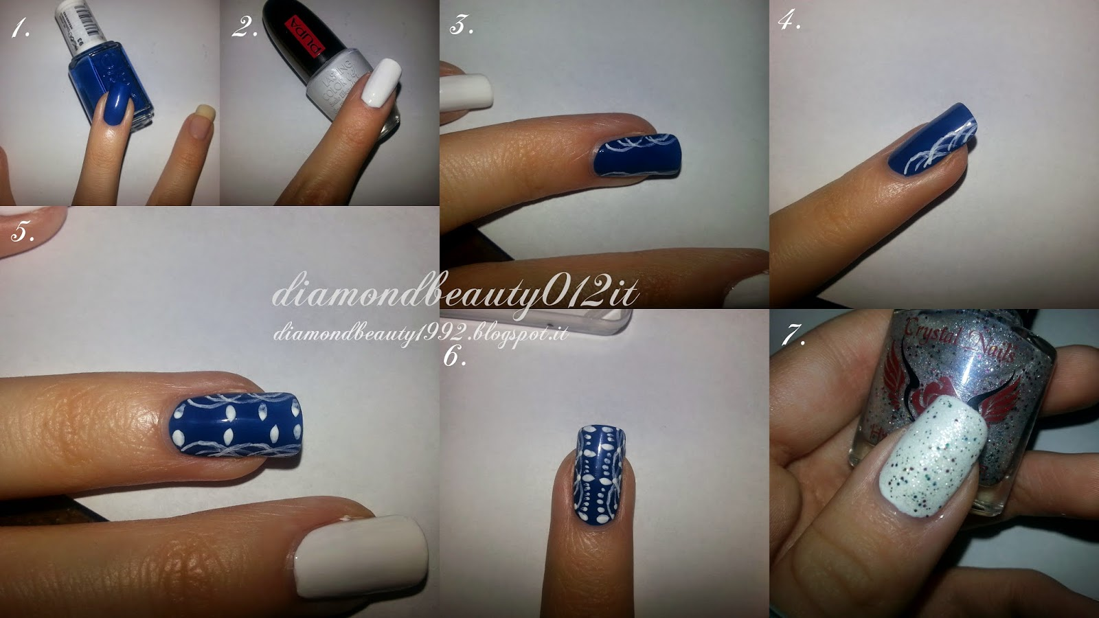 crystal nails teen effect smalto colorato