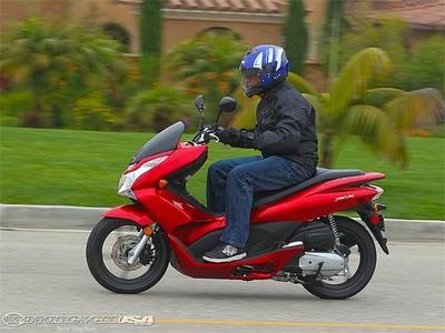 my way to ride 2012 honda pcx 125. Black Bedroom Furniture Sets. Home Design Ideas