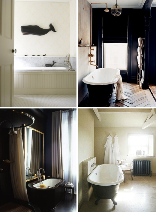 Beige and black in the bath my paradissi - Black and beige bathroom ...