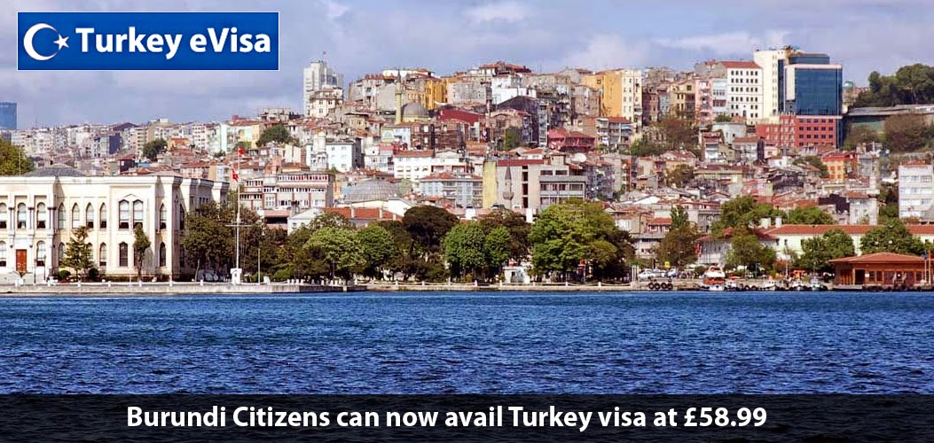 Burundi - Turkey Evisa