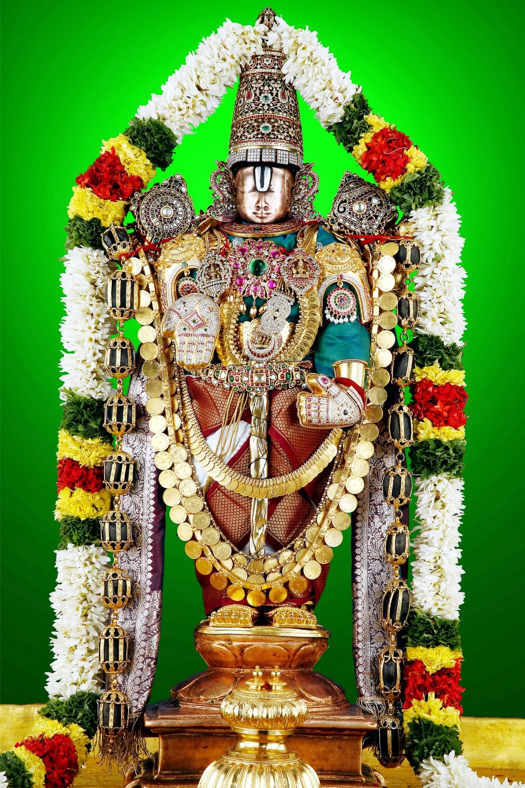 Top 30 lord venkateswara Images Wallpapers