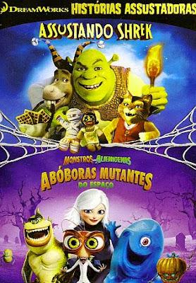 Filme Poster Dreamworks: Histórias Assustadoras DVDRip XviD Dual Audio & RMVB Dublado
