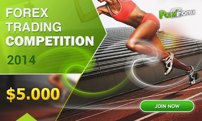 PaxForex Trading Competition