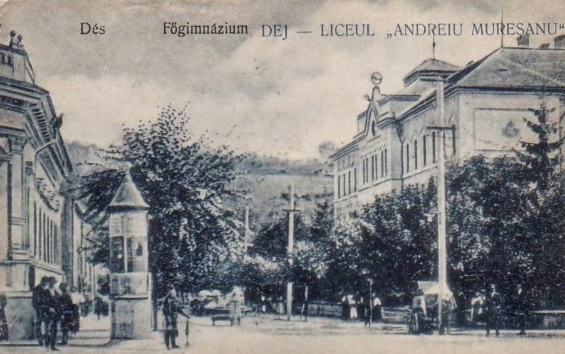 Liceul Andrei Muresanu din Dej